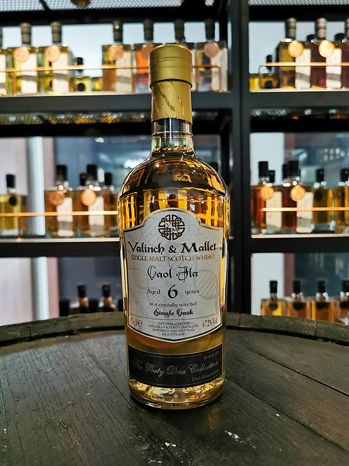 Caol Ila 6 Years Old Koval Oat (Valinch & Mallet)