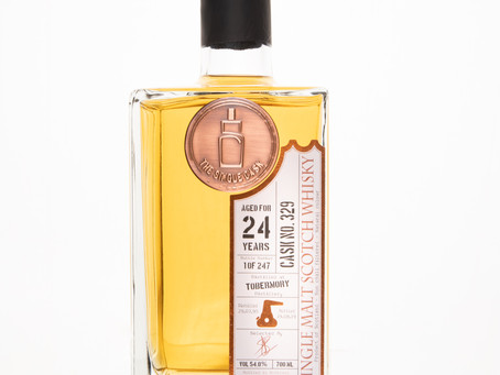 Review #97: The Single Cask Tobermory 1995 24 Years Old