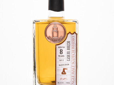 Review #91: The Single Cask Glencadam 2011 8 Years Old
