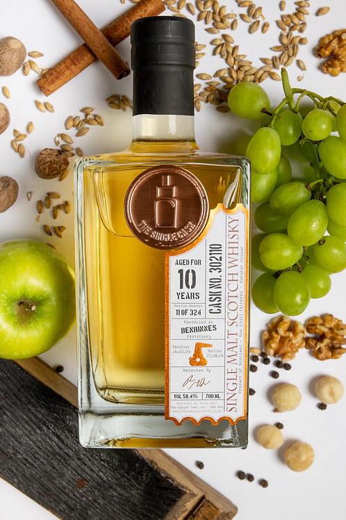 The Single Cask Benrinnes 2009 10 Years Old