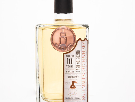Review #87: The Single Cask Benrinnes 2009 10 Years Old