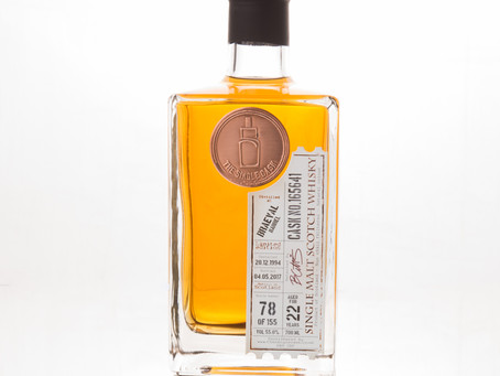 Review #20: The Single Cask Braeval 1994 22 Years Old