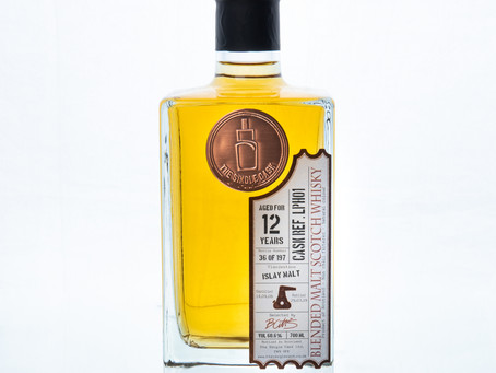 Review #78: The Single Cask Islay Blended Malt 2006 12 Years Old