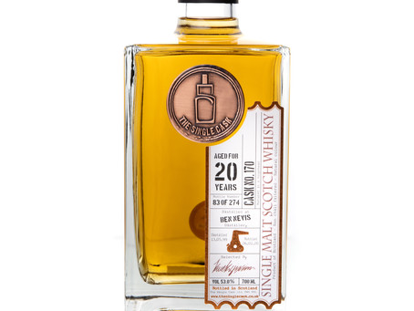 Review #98: The Single Cask Ben Nevis 1999 20 Years Old