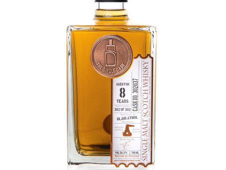 Review #99: The Single Cask Blair Athol 2011 8 Years Old