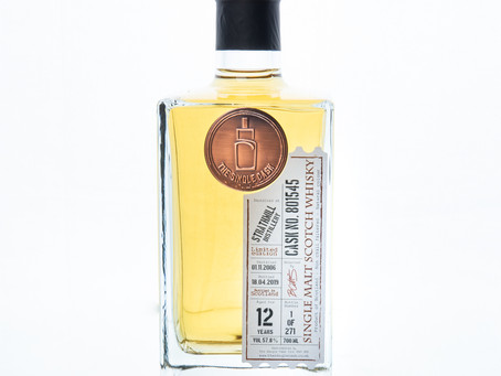 Review #83: The Single Cask Strathmill 2006 12 Years Old