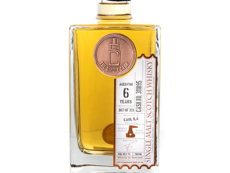 Review #102: The Single Cask Caol Ila 2013 6 Years Old