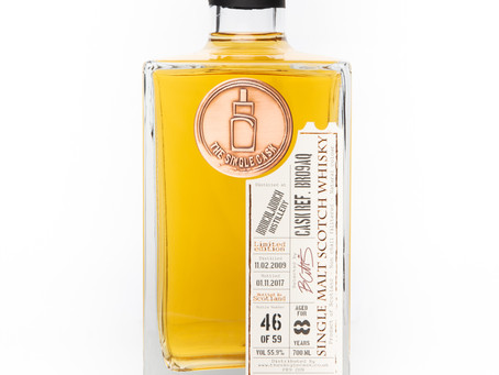 Review #33: The Single Cask Bruichladdich 2009 8 Years Old