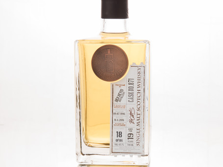 Review #13: The Single Cask Ben Nevis 1996 19 Years Old