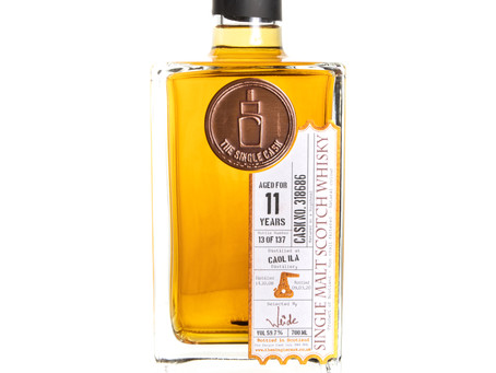 Review #103: The Single Cask Caol Ila 2008 11 Years Old