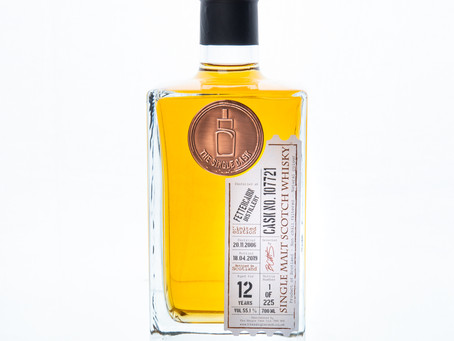Review #74: The Single Cask Fettercairn 2006 12 Years Old