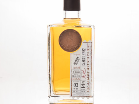 Review #16: The Single Cask Bowmore 2001 14 Years Old #31932