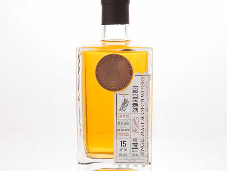 Review #15: The Single Cask Bowmore 2001 14 Years Old #31931