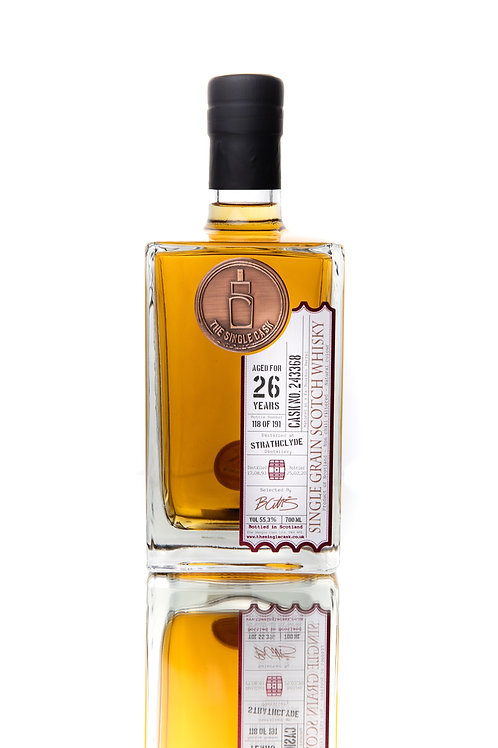 The Single Cask Strathclyde 1993 26 Years Old