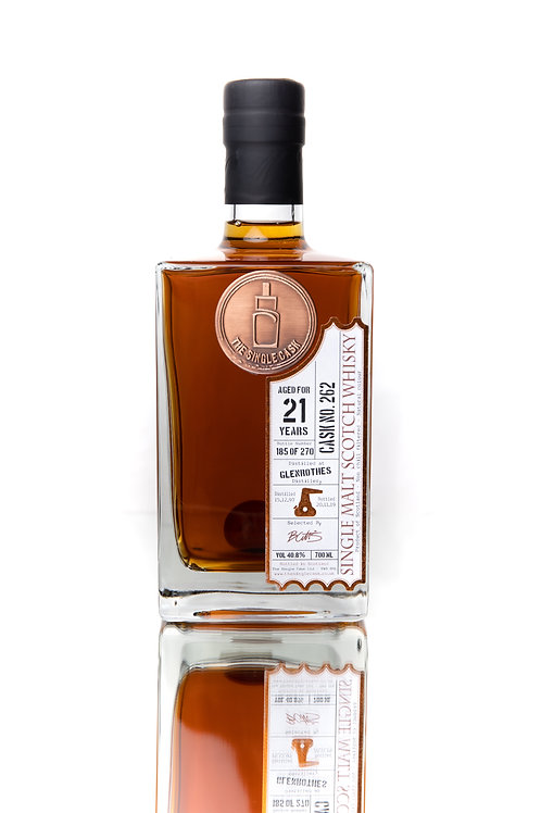 The Single Cask Glenrothes 1997 21 Years Old