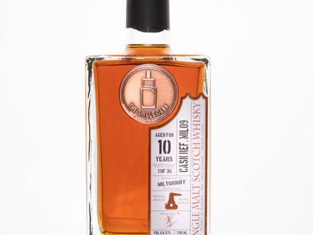 Review #96: The Single Cask Miltonduff 2009 10 Years Old