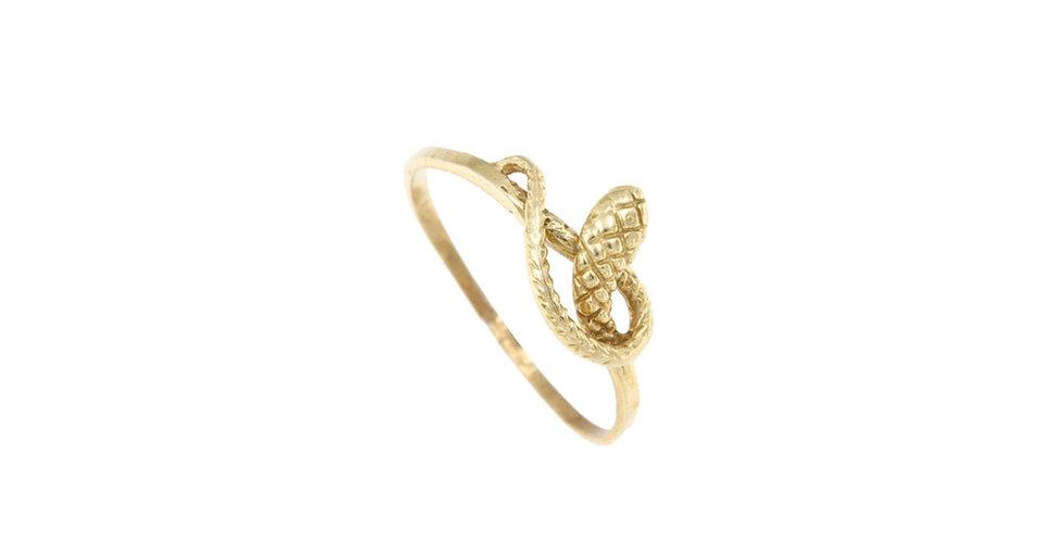 Sleeping Snake Ring