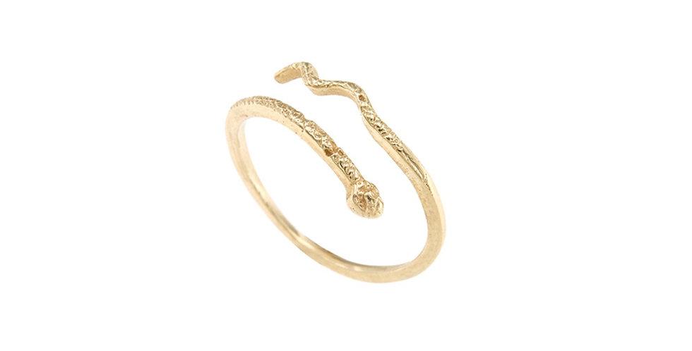 Skinny Snake Ring