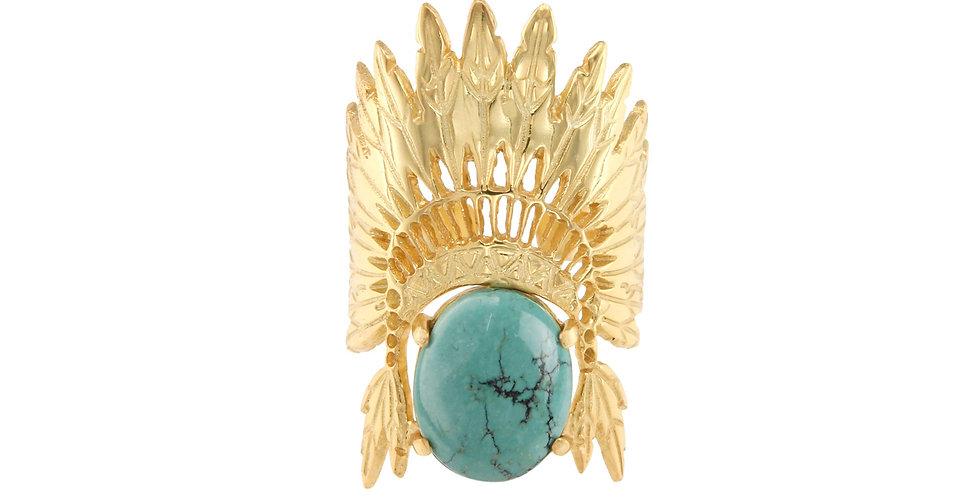 Indian Crown Ring