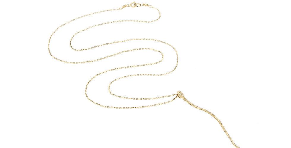 Skinny Snake Necklace