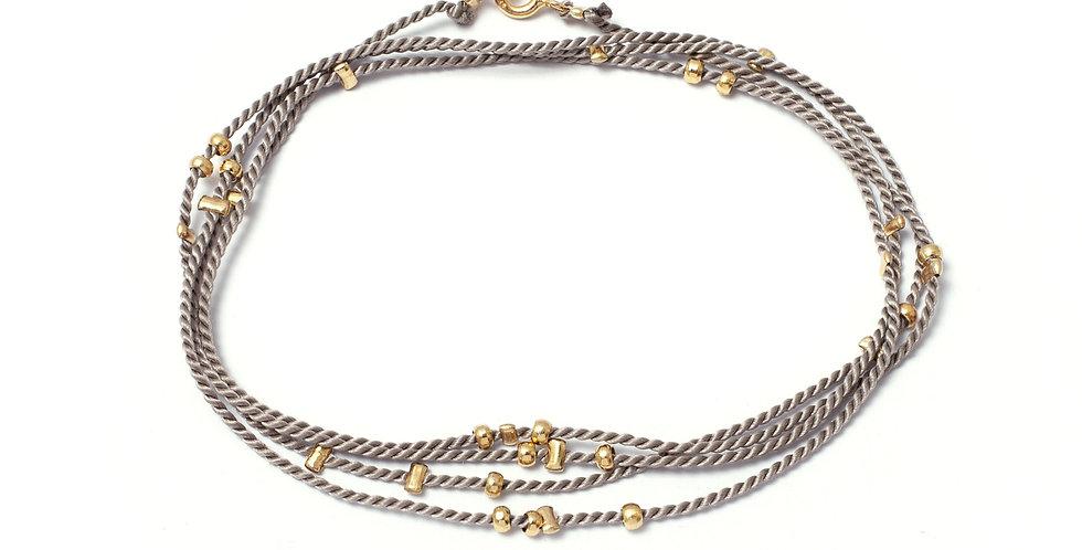 Pepitas Wrap Bracelet