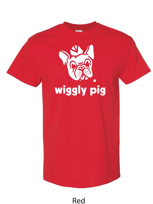 Wiggly Pig Tee
