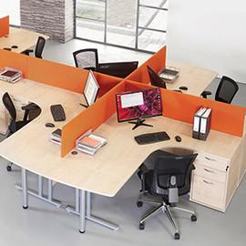 maestro cantilever desks