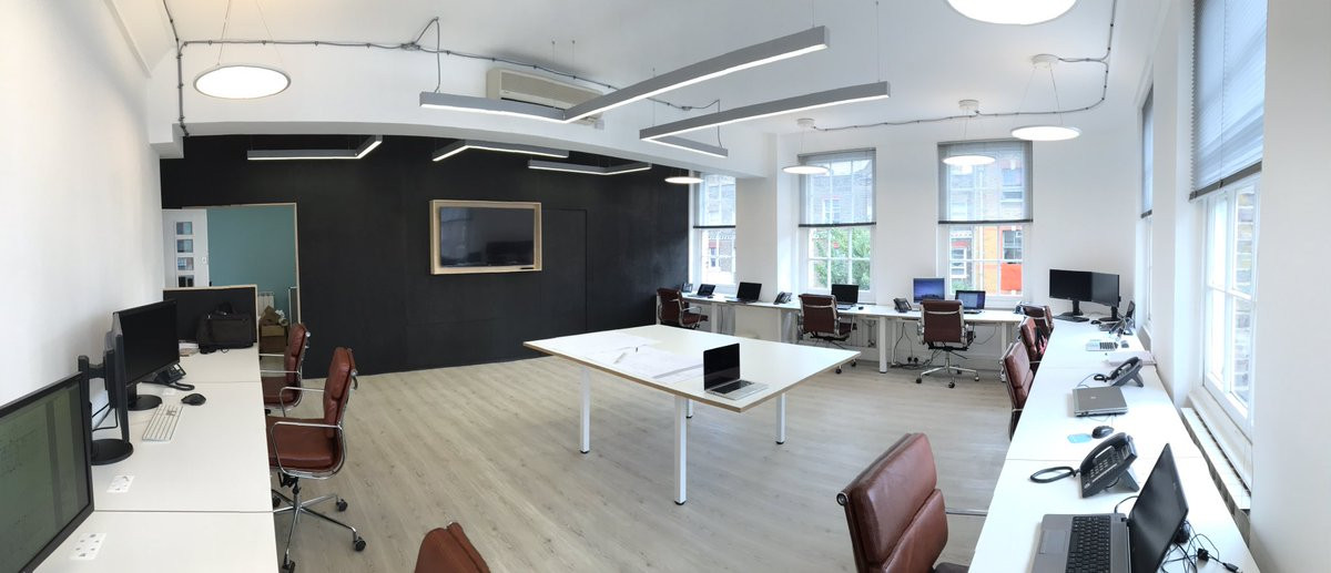 CPW _ London Studio Fit-out