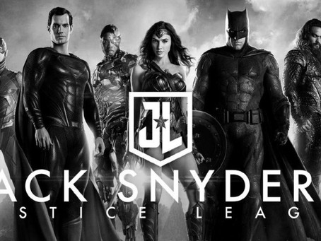 Zack Snyder!! Well Damn!! Justice League