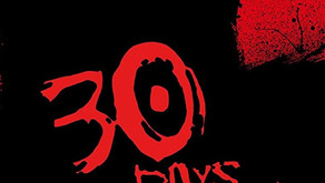 """Review of """"30 Days of Night"""":  Vampires Are Not Pretty"""
