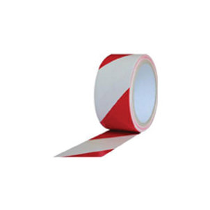 Red and White Vinyl Tape 99-T010RW