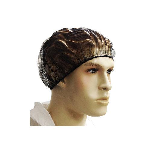 Black Nylon Hairnet  00-0021BK