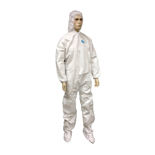Microporus Film Over PP Coverall 00-KG1414