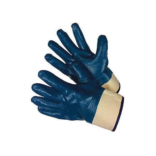 Blue Nitrile Fully Coated 96-6110FP