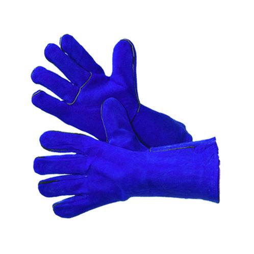 Blue Welding Gloves Economical Grade 31-4014EC