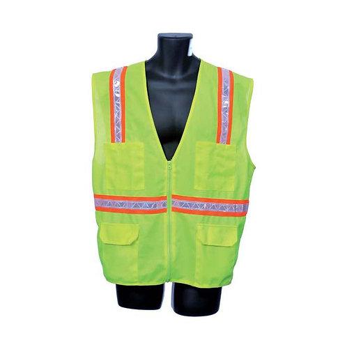 Lime Surveyor Vest 98-5801-G