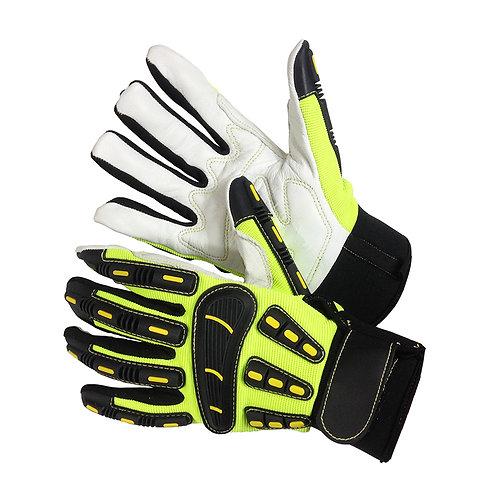 Goat Skin Mechanic Glove 33-4001