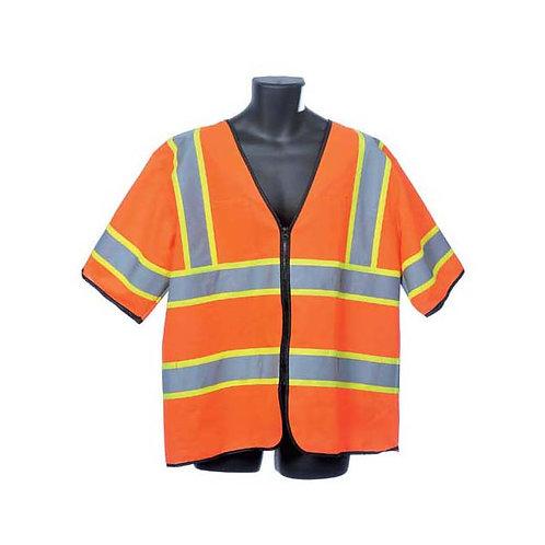 Class III Orange Tricot Vest 98-3800-O