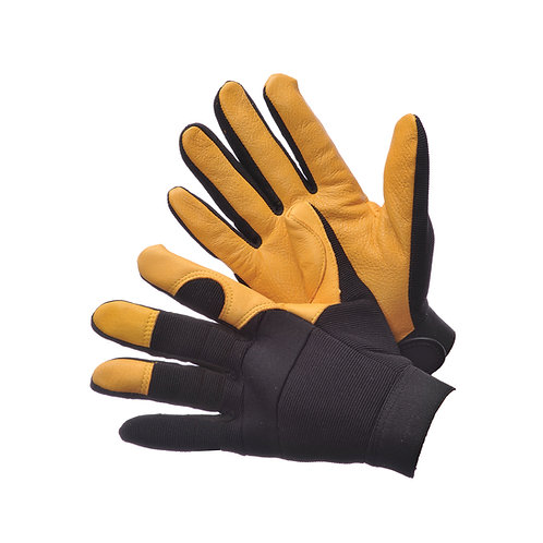 Deer Skin Mechanic Glove 33-7001