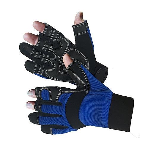 Fingerless Mechanic Glove 33-6001
