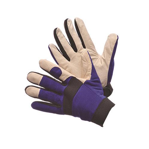 Pig Skin Mechanic Gloves 33-9001