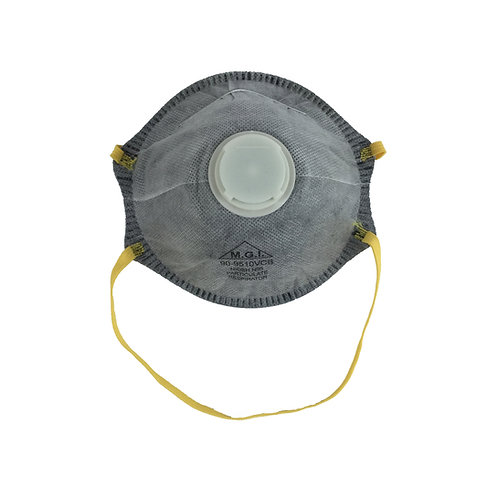 Carbon N95 Particulate Respirator with Valve 90-9510VCB