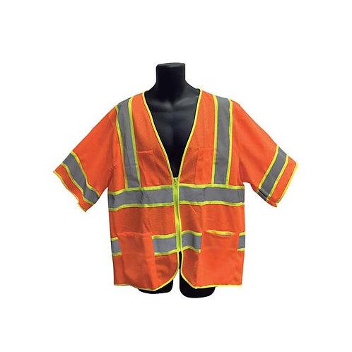 Class III Orange Mesh Vest  98-3600-O