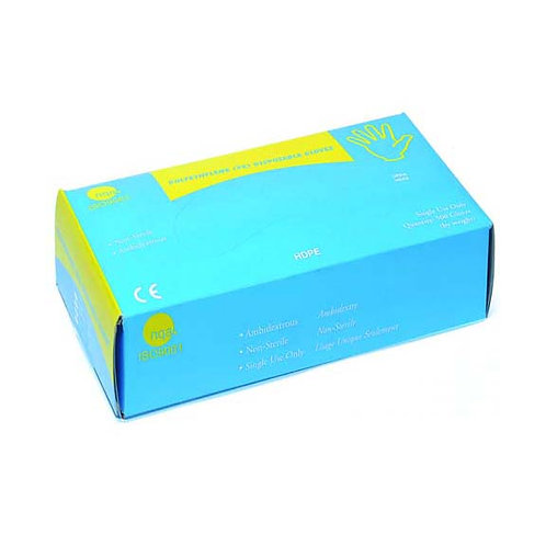 Polyethylene Disposable Gloves 41-0001-BX