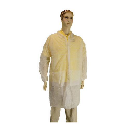 Lab Coat with Pockets  00-9100-30