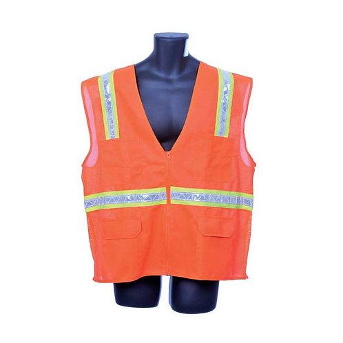 Orange Surveyor Vest 98-5800-O