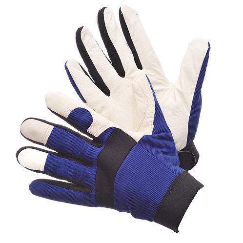 Cow Grain Mechanic Gloves 33-9002