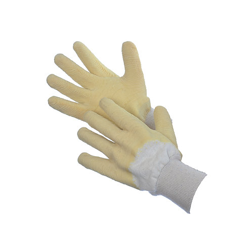 Natural Latex Coated Gloves 96-5416
