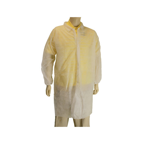 Lab Coat No Pocket  00-9100NP-50