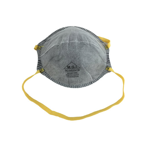 Carbon N95 Respirator 90-9520CB